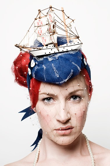 Ship hat for real